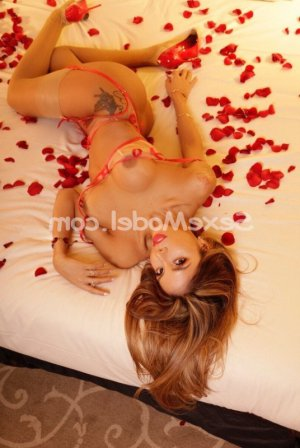 Toure fille libertine escort